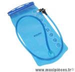 Poche a eau pour sac porte boisson 2l grande ouverture - Accessoire Vélo Pas Cher