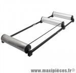 Home trainer Roto avec 3 rouleaux en résine aluminium
