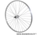Prix spécial ! Roue city 650B arrière roue libre axe plein MACH1 M110E 36 rayons