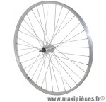 Roue city 650B arrière roue libre axe plein MACH1 M110E 36 rayons