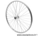 Roue VTT 26 pouces avant alu moy alu blocage marque Vélox - Pièce Vélo