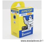 Prix spécial ! Chambre à air Michelin AirStop Junior 10 à 12 pouces valve Presta K4 40mm 75g