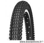 Pneu pour BMX 20x1.75 mambo noir tr (47-406) marque Michelin - Pièce Vélo