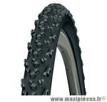 Pneu de vélo cyclocross 700x30 mud 2 noir 340g ts (30-622) marque Michelin - Pièce Vélo