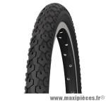 Pneu de VTT 16x1.75 country'j noir tr (47-305) marque Michelin - Pièce Vélo