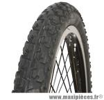 Pneu de BMX Michelin Country'J 20x1.75 pouces (ETRTO 47-406) noir