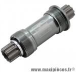 Boîtier de pédalier VP Components MB-602 axe Isis 113mm filetage anglais BSA 68mm VTT *Déstockage !