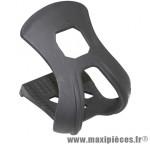 Cale pied VTT noir sans courroie (paire) marque Newton - Pièce Vélo