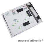 Porte carte doomap fixation potence/cintre marque Zéfal - Matériel pour Cycle