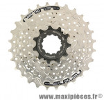 Cassette 7 vitesses hg41 11-28 marque Shimano - Matériel pour Vélo