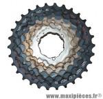 Cassette 8 vitesses acera hg30 11-30 marque Shimano - Matériel pour Vélo