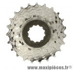 Cassette 8 vitesses Shimano CS-HG50-8 HG 13-26 dents