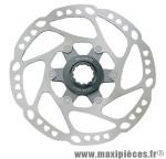 Disque de frein VTT Shimano Deore SM-RT64 160mm fixation 6 trous avec centerlock