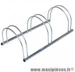 Garage 3 vélos (lg91xl46xh34cm) - Accessoire Vélo Pas Cher