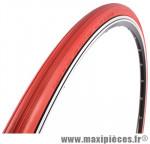 Pneu pour vélo de route 700x23 zaffiro pro home trainer rouge (utilisation exclusive home trainer) ts (23-622) marque Vittoria - Pièce Vélo
