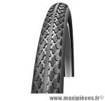 Pneu de vélo city 18x1.75 hs159 noir tr (47-355) marque Schwalbe - Pièce Vélo