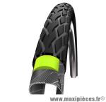 Pneu Schwalbe Marathon pour vélo City 650x35a noir tr (26x1 3/8) (37-590) HS420