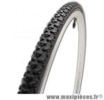 Pneu de vélo cyclocross 700x28 s-155 noir cross tr (28-622) marque Deli Tire - Pièce Vélo
