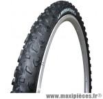 Pneu de VTT 26x1.95 country cross noir tr (50-559) marque Michelin - Pièce Vélo
