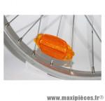 Catadioptre de roue jumpertrek - Accessoire Vélo Pas Cher