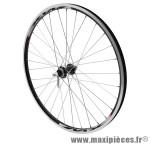 Roue VTT 26 pouces mx220 avant noir double paroi oeillet moy shimano marque Vélox - Pièce Vélo