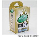 Prix spécial ! Chambre à air Michelin AirComp Latex 26x1,9 à 2,2 valve Presta C4 40mm 130g