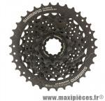 Cassette 8 vitesses acera hg31 11-34 megarange marque Shimano - Matériel pour Vélo