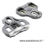 Cale pédale keo gris 4,5°(paire) marque Look - Matériel pour Cycle