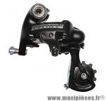 Prix spécial ! Dérailleur arrière pour vélo de route Campagnolo Veloce RD9-VLXM noir 10 vitesses