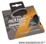 Cable de dérailleur inox pour campagnolo 1,1mm 2,10m (vendu a l unité sur carte) marque Newton - Pièce Vélo