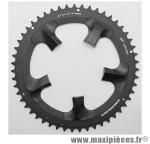 Plateau 51 dents route d.110 compact ext type ultegra 6750 noir ct2 10v. marque Stronglight - Pièce Vélo