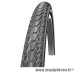 Pneu de VTT Schwalbe Marathon Plus 24x1.75 pouces noir (47-507) HS348