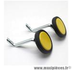 Stabilisateur 12 pouces (roue plastique) marque Jumpertrek