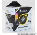 Prix spécial ! Chambre à air Michelin Protek Max 700x35 à 42C valve Presta A3 40mm 260g