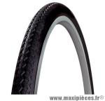 Pneu de vélo city 650x35a world tour noir tr(26x1 3/8) (37-590) marque Michelin - Pièce Vélo