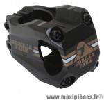 Potence VTT gorilla alu noir mat 15° 31,8 l 40mm marque Uno - Matériel pour Cycle