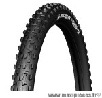 Déstockage ! Pneu de VTT Michelin Wild Grip'R 26x2.00 pouces tubeless ready gum-x series 59A (ETRTO 52-559)