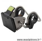 Fixation de panier avant baseasy system handlebar holder ec en acier sur cintre marque Basil - Matériel pour Cycle