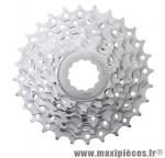 Cassette 7 vitesses 12-28 (pour shimano/sram) marque Sunrace - Matériel pour Vélo