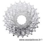 Cassette 7 vitesses 12-24 (pour shimano/sram) marque Sunrace - Matériel pour Vélo