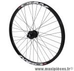 Prix spécial ! Roue VTT 26 pouces descente mad disc avant noir oeillet moyeux formula disc marque Vélox - Pièce Vélo