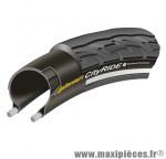 Pneu de VTT 26x1.75 cityride reflex noir tr (47-559) marque Continental - Pièce Vélo