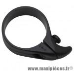 Anti-saut de chaine vélo collier diamètre 34,9mm noir - Accessoire Vélo Pas Cher