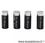 Pile lr01 1.5v alcaline (vendu par 4) - Accessoire Vélo Pas Cher