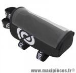 Sacoche de cadre side noir (lg16xl7xh6) marque BikeRibbon - Pièce Vélo