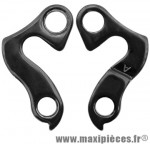 Patte de dérailleur alu bh/bianchi/focus/orbea/vario/haibike/ktm... gh-013 marque Marwi - Pièce Vélo