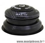 Jeu de direction semi-intégré Stronglight RAZ Oversize fourche conique 11/8-1''1/2 carbone VTT