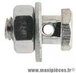 Déstockage ! Serre câble de frein vélo Ø6x100 trou 2,5mm décalé X1