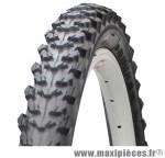 Pneu de VTT 26x2.00 cross noir tr (50-559) marque GRL - Pièce Vélo