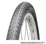 Pneu de vélo city 650x35b noir tr (27,5x1,40) (35-584) marque GRL - Pièce Vélo